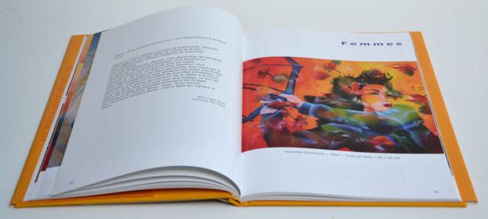 """Livre """"Eclats de reves"""" de Guichard Bunel"""