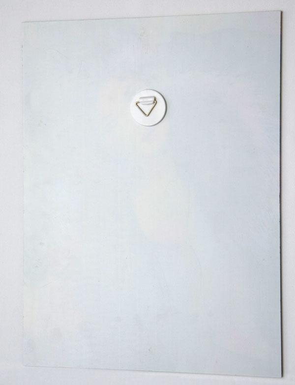 attache dos plexiglass 30 x 40 cm guichard bunel