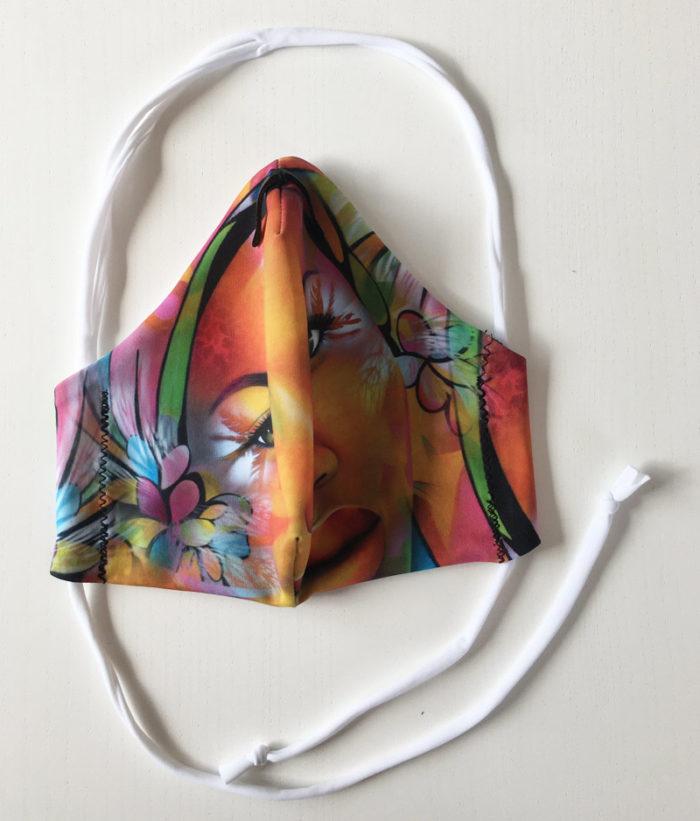 Masque en tissu Guichard Bunel - Amour sorcier