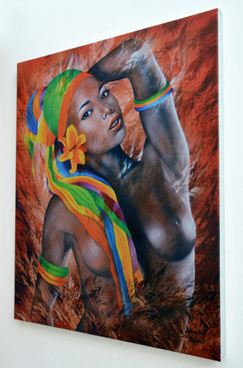 Nelida par Jeannette Guichard Bunel