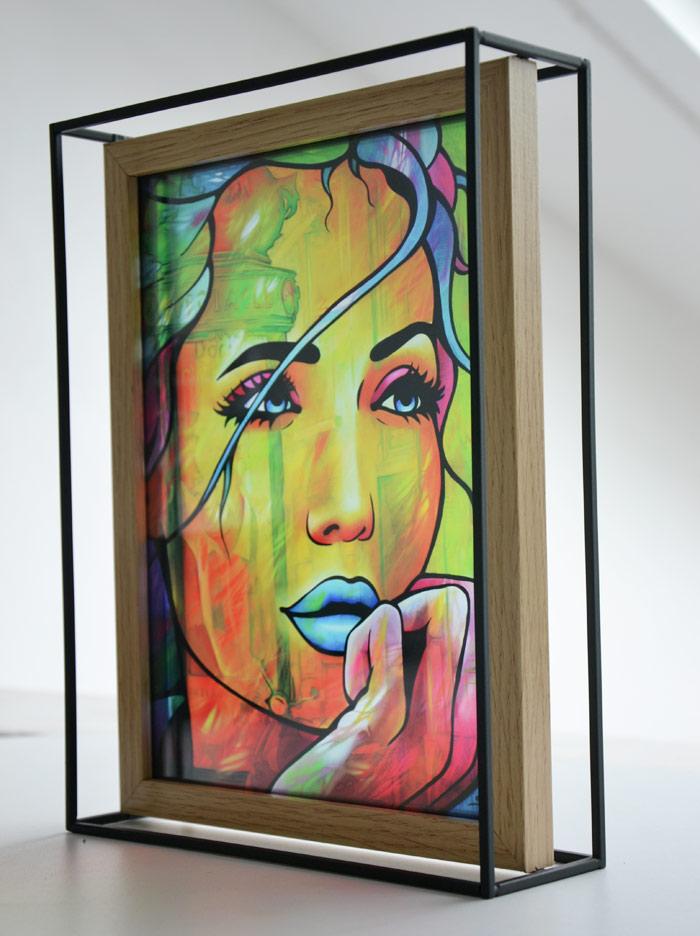 Vitr'art Après le spectacle par Guichard Bunel