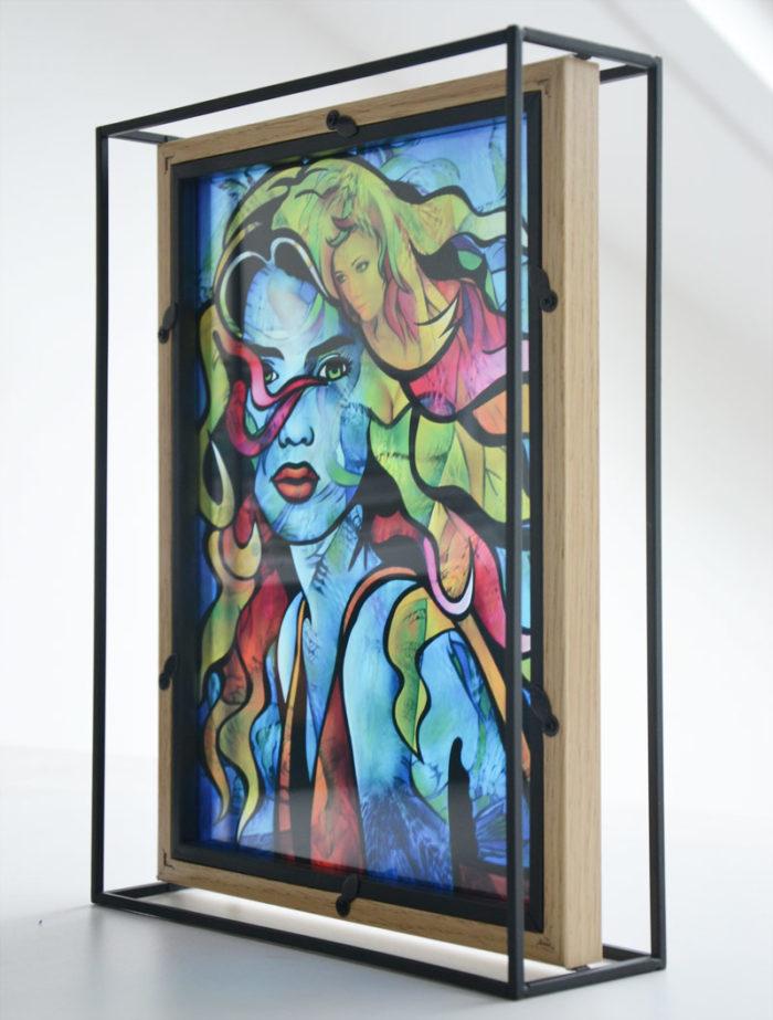 Vitr'Art transparent par Guichard Bunel